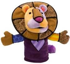 Romero Britto LEONARDO THE LION Hand Puppet  Enesco 4027992