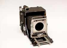 CUSTOM HOLE aluminium Lens board For Graflex Speed Crown Graphic 4x5