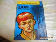 bd La patrouille des Castors tome 9  Le traite sans visage édition de 1974