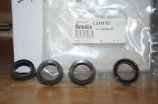 4 COUPELLES de cylindre frein maitre cylindre bendix  L374112  PEUGEOT 404