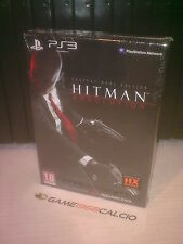 HITMAN ABSOLUTION PROFESSIONAL LIMITED EDITION PS3 NUOVO SIGILLATO ITA NEW