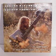 GERARD PALAPRAT Tu comprends / Et Dieu viendra jouer des tablas SG465