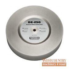 Tormek DE-250 Diamond Wheel 250mm dia - Extra Fine 1200g - ref 104770