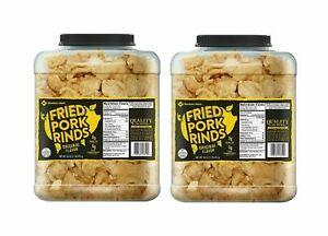 Member's Mark Original Fried Pork Rinds (16 oz.) Package of 2