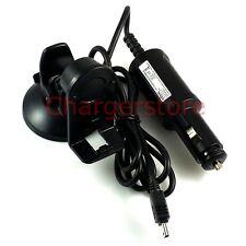 Windscreen mount + Original Mitac mini USB 12V in car charger for Navman/Mio GPS