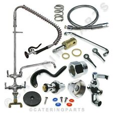 More details for aquajet ajpr20-bf2 pre-rinse pedestal spray arm spare parts choose from list