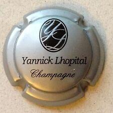 11. orange et noir Capsule de Champagne LHOPITAL Yannick