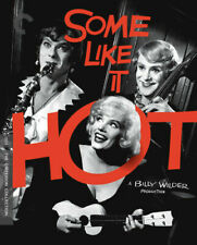 Some Like It Hot Criterion Collection Special Edition 4k Mastering Blu-ray