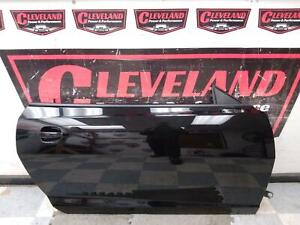 2010-2015 Chevrolet Camaro SS Coupe OEM RH Right Passenger Side Door Black DENTS