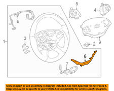 Chevrolet GM OEM 14-18 Impala Steering Wheel-Trim Cover 23314489