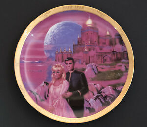 """""""Star Trek"""" Collector's Plate -- The Menagerie"""