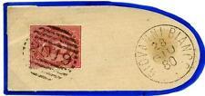 ITALIA - Regno - 1880 - Da San Giovanni Bianco/Bg - Umberto I - 10 cent. carm