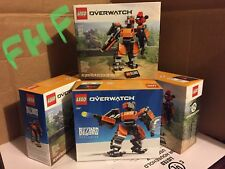 LEGO 75987 OVERWATCH OMNIC BASTION BLIZZARD EXCLUSIVE NEW SEALED- On hand