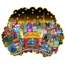 Charles Fazzino 3D Artwork Broadway Mini New York City New