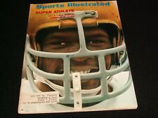 SPORTS ILLUSTRATED<>MAY 17, 1971<> JAMES McALISTER   °