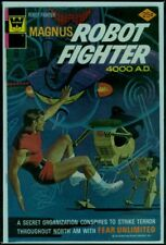Whitman Comics MAGNUS ROBOT FIGHTER 4000 A.D. #42 FN 6.0