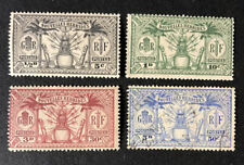 1925 New Caledonia Stamps Lot