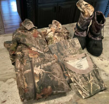 CABELA'S / RED HEAD Lot Of 6 Pieces Hunting Clothes Camo