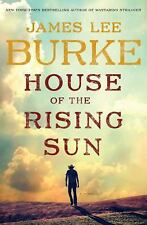 House of the Rising Sun  (ExLib) by James Lee Burke