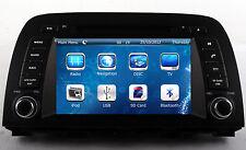 "8"" Auto Stereo Car Radio DVD Player GPS Navigation For Mazda CX-5 2012-2014 +MAP"