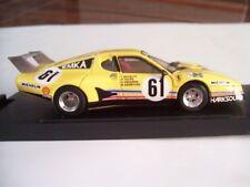 1979 FERRARI 512 BB LM LE MANS 24 Hours BEURLYS / FAURE / O'ROURKE - BRUMM 1/43