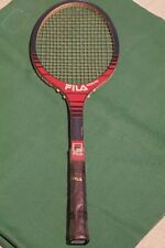 vintage tennis racquet FILA ARROW covera racchett junior retro clothes BNWT nos