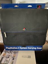 Vintage Official Sony Playstation PS1/PS2 System/Console Carry Case Travel Bag!