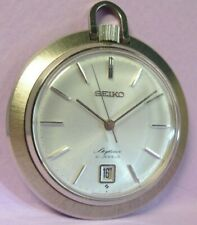 Great Condition ! Seiko Skyliner Pocket Watch......Mechanical Hand-Winding