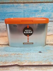 Nescafe Azera Americano Instant Coffee 500g Tin - Out of Date Best Before 7/20