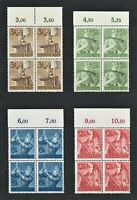 Nazi WWII Germany Rare WW2 Stamps MNH Hitler Soldiers Engineer Corpus Full Set