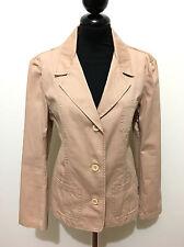 WOOLRICH Giacca Donna Cotone Woman Cotton Jacket Blazer Sz.M - 44