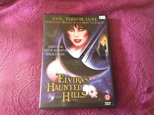 "Dvd Elvira""s Haunted Hills"