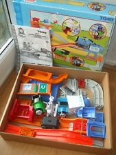TOMY THOMAS BIG LOADER POST OFFICE 100% COMPLETE & FULLY WORKING AGE 3+ VGC