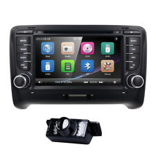 "For Audi TT MK2 7"" GPS Navigation 7"" In Dash Stereo Car DVD Player Radio DAB+CAM"