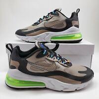 "Nike AIR MAX 270 REACT WTR ""Winter"" Men's Sz 11 Running shoes CD2049 200 NEW"