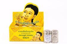JARUNGJIT Inhaler Thai Herbal Natural Nasal Lasts a long time