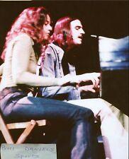James Taylor Fire and Rain Carole King It's Too Late Jazzman 8 X 10 Photo 1
