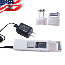 USA Anti-aging Galvanic Massager face Care Microcurrent skin firming Device