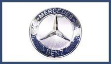 Genuine Mercedes w204 w/ 953/955 Front Badge Emblem Grille OEM Logo Ornament NEW