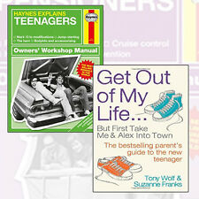 Get Out of My Life & Teenagers -Haynes Explains (Mini Manual) 2 Books Collection