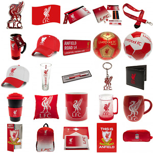Liverpool Football Club Official FC Merchandise BIRTHDAY CHRISTMAS GIFT IDEA