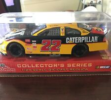 WARD BURTON 2001 CAT DODGE RACING CHAMPIONS #22 DIE-CAST NASCAR 1:24 scale New