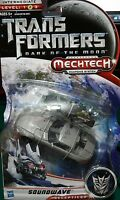 HASBRO TRANSFORMERS Movie 3 Dark Of The Moon DOTM Soundwave Deluxe Class