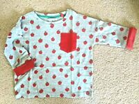MINI BODEN~ Girl's Long Sleeve Top~Size 3-4/6-7/8-9/11-12 Years *NEW!*