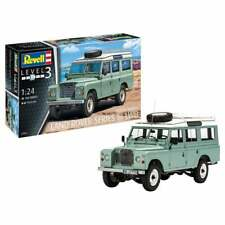 Revell 07047 1:24 Land Rover Series III Car Model Kit