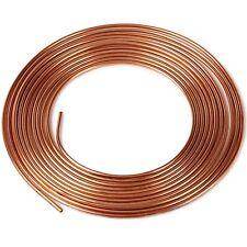 Tube cuivre 4,76 mm pour tuyau de circuit de liquide de frein, vente au mètre
