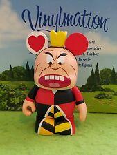 """Disney Vinylmation 3"""" Park Set 1 Alice in Wonderland Queen of Hearts"""