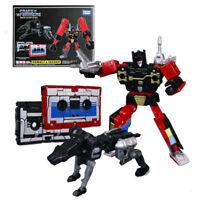 Masterpiece MP-15 Rumble & Jaguar Cassettes Transformers Action Figure KO Toy