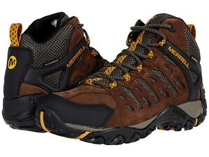Man's Sneakers & Athletic Shoes Merrell Crosslander 2 Mid WP