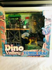 Dino Valley Tower Traps Playset